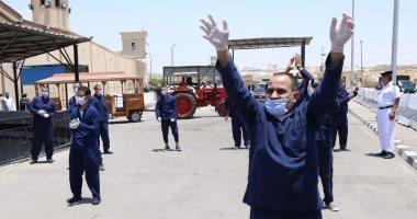 السجون تفرج عن 475 نزيلا بعفو رئاسي وشرطي