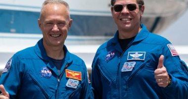 كواليس الاستعدادات الأخيرة لإطلاق رواد ناسا التاريخى على كبسولة SpaceX -
