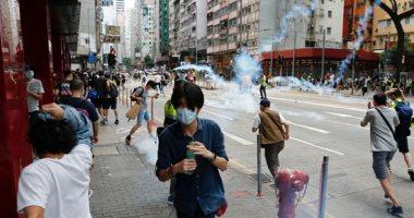 بعد عام من الاحتجاجات... هونج كونج غارقة فى العنف رغم تراجع أعداد المتظاهرين