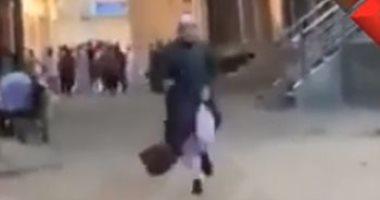 أوقاف الدقهلية عن فيديو هروب إمام بنبروه: طالب ثانوي حاول إقامة صلاة العيد