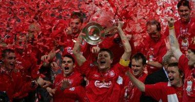 زى النهارده منذ 15 عاما.. ليفربول يتوج بطلًا لأوروبا فى ليلة تاريخية