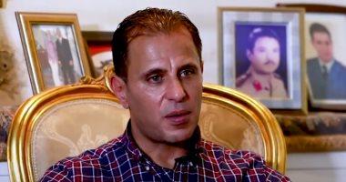 """فيديو.. ضابط مصاب: """"هدايا الرئيس في العيد أكبر تقدير لينا"""""""