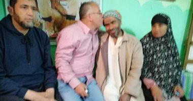 تضامن دمياط تشارك أسر الشهداء ونزلاء دور الضيافة فرحتهم بالعيد.. صور