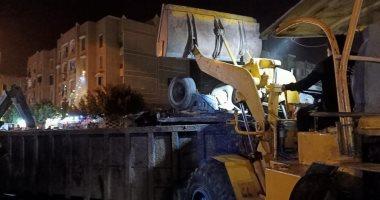 رئيس جهاز ٦ أكتوبر: استغلال توقيت الحظر فى أعمال النظافة والتطهير