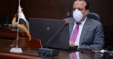 """رئيس جامعة طنطا بمؤتمر """"أزمة كورونا"""": نستهدف مواجهة الفيروس بالبحث العلمى"""