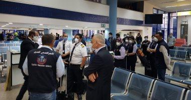 اليوم.. مطار مرسى علم الدولى يستعد لاستقبال رحلة مصريين عالقين من الإمارات