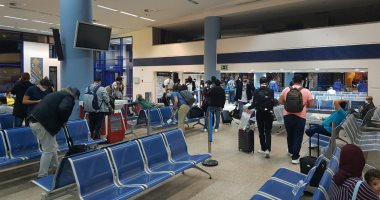 مطار مرسى علم يستقبل 14 رحلة طيران دولية اليوم وغدا