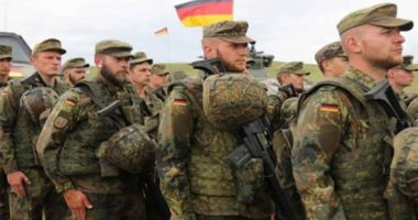 التحقيق مع جندى ألمانى استولى على كميات كبيرة من الأسلحة والذخيرة والوثائق السرية