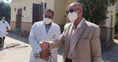 مدير مستشفى حميات الزقازيق يكشف تفاصيل خروج جثة بدون ضوابط احترازية..فيديو
