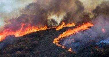 إعلان حالة الطوارئ فى كاليفورنيا بسبب حرائق الغابات.. فيديو وصور