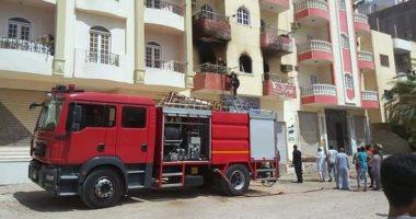النيابة تطلب التحريات والتقرير الجنائى حول حريق شقة سكنية فى العجوزة