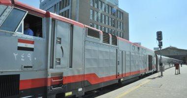 """السكة الحديد: تشغيل قطارين إضافيين على خط """"القاهرة - أسوان"""""""