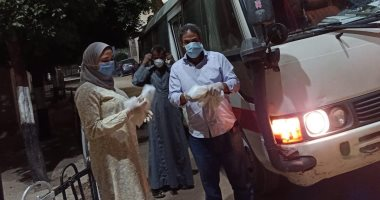 وزيرة الصحة: إطلاق سيارات القوافل العلاجية لتوصيل حقيبة المستلزمات الوقائية