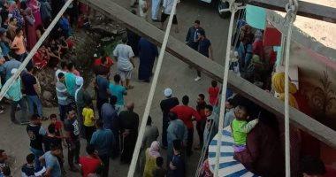 النيابة تطلب تحريات المباحث بواقعة مقتل سائق على يد شخصين فى دار السلام