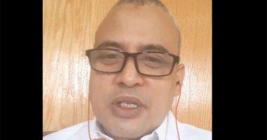 مدير مستشفى سوهاج الجامعى يقدم نصائح للوقاية من كورونا