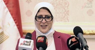 هالة زايد: الدكتور مصطفى مدبولى أول رئيس وزراء على مستوى العالم يزور مستشفى عزل