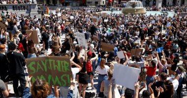 العربية: أعداد كبيرة من المتظاهرين أمام البيت الأبيض قدمت من خارج واشنطن