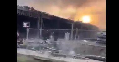 ليست سوريا أو العراق.. صور تظهر الخراب فى مينيابوليس بسبب أعمال الشغب