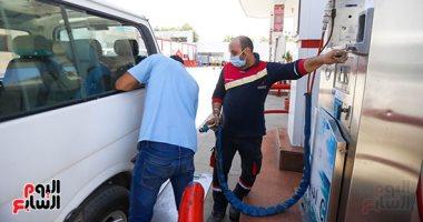 لجنة تسعير المنتجات البترولية تقرر تثبيت أسعار البنزين بالسوق المحلى