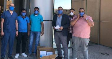 مدير مستشفى أرمنت التخصصى يعلن بدء الدخول بالكمامات اليوم ومنع إصطحاب الأطفال