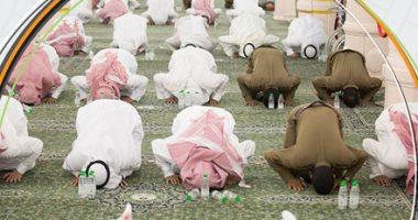 الصلاة تعود للمسجد النبوى..كيف استعدت السعودية للخروج من نفق كورونا؟ إنفوجراف