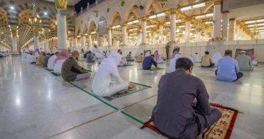 السعودية نيوز |                                              السعودية تعيد افتتاح 3 مساجد بعد تعقيمها فى المدينة المنورة
