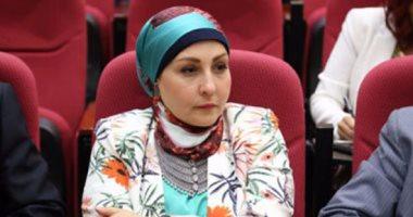 نائبة برلمانية: مشروعات الرئيس طوق نجاة للاقتصاد المصرى و30 يونيو إرادة شعب