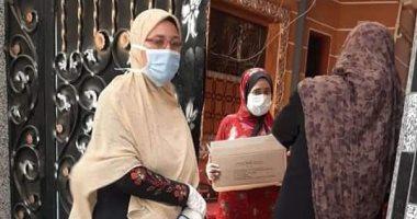 صحة بنى سويف : توصيل الأدوية لمنازل 999 من المخالطين للحالات المصابة بكورونا