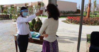 السياحة: السماح للفنادق المعتمدة صحيا العمل بنسبة 50% من طاقتها الاستيعابية