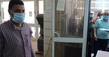 فيديو.. مكاتب الشهر العقارى بأسيوط تستقبل المواطنين.. والدخول بالكمامة فى لايف اليوم السابع