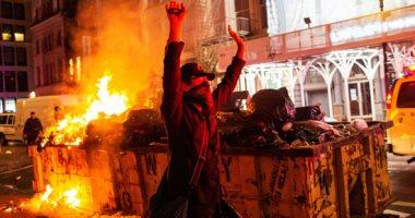 محلل سياسى: احتجاجات أمريكا الآن نتيجة حالة احتقان دائمة فى الحياة السياسية