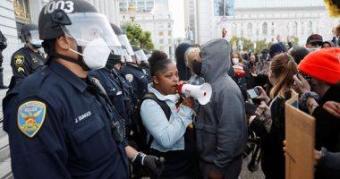 فيديو.. محاولة دهس باحتجاجات الأمريكيين بـ مينيسوتا.. والشرطة: أمر متعمد