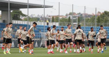سلبية اختبار كورونا الأول لريال مدريد قبل مواجهة مان سيتى بدوري الأبطال