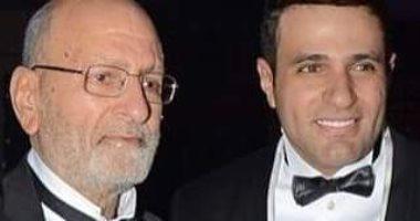 وفاة والد المطرب محمد نور نجم فريق واما