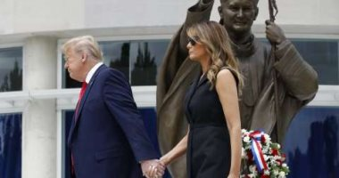 """رئيس أساقفة واشنطن: زيارة ترامب لكنيسة كاثوليكية اليوم """"محيرة ومذمومة"""""""