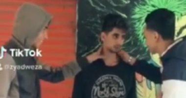 إخلاء سبيل المتهمين بالاعتداء على شاب من ذوى الاحتياجات بعد التصالح بالوراق