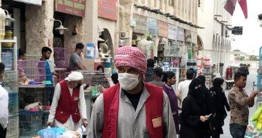 قطر تسجل أكثر من 1900 إصابة جديدة بفيروس كورونا والإجمالى 62160