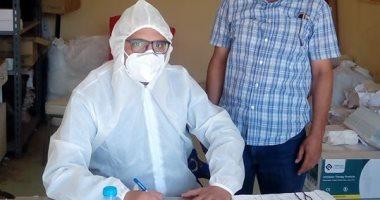 مدير إدارة الطود الصحية يقدم إجابات على أسئلة المواطنين بالمدينة حول كورونا