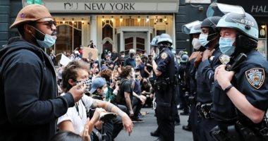 """محلل سياسي: الاتهامات تشير لحركة """"أنتيفا"""" وجهات إقليمية تمول احتجاجات أمريكا"""