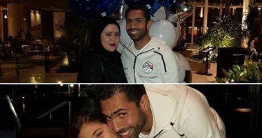 زوجة أحمد فتحي تعرض التبرع بالبلازما بعد تعافيها من الكورونا
