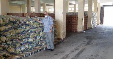 وكيل التموين بشمال سيناء: انتظام وصول المقررات لمنافذ الصرف وصرفها للمواطنين