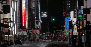 نيويورك تغلق ساحة تايمز سكوير أمام احتفالات ليلة رأس السنة