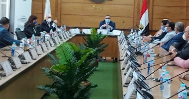 رئيس جامعة بنها يكشف تفاصيل إنشاء المستشفى التخصصى الجديد (صور)