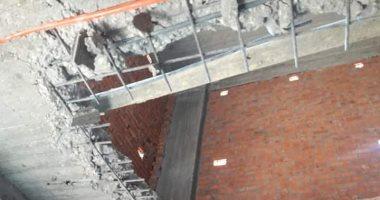 الداخلية تضبط 76 شخص لمخالفتهم قرار وقف بناء المساكن
