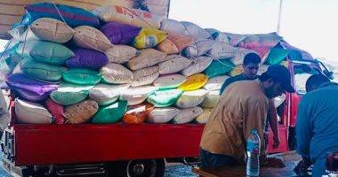 توريد 23605 طن و788 كيلو قمح لشون وصوامع محافظة الأقصر