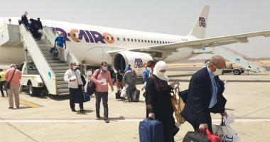 مطار مرسى علم يستعد لاستقبال رحلتين استثنائيتين لعالقين من السعودية والكويت