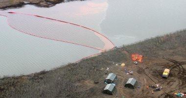 سى إن إن: طوارئ فى روسيا بعد تسريب 20 ألف طن وقود فى نهر بمدينة نوريلسك