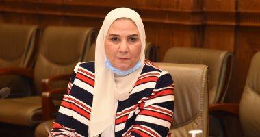 وزيرة التضامن أمام البرلمان: مسيرة الإصلاح سندت مصر خلال جائحة كورونا