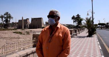 رئيس مدينة الأقصر: حملات النظافة والرش والتطهير للشوارع يومياً أولوياتى