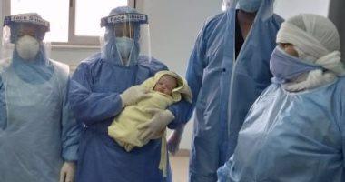 مستشفيات العزل بالشرقية تسجل حالة ولادة ثانية لمريضة بكورونا
